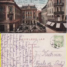 Oradea- Cafeneaua Regala - Carte Postala Crisana pana la 1904