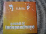 Sound of independence consolidate cd disc muzica rock alternative indie pop