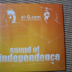 Sound of independence consolidate cd disc muzica rock alternative indie pop