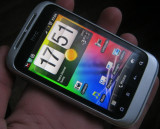 HTC Wildfire S, Gri, 8GB, Neblocat