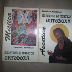 Ascetica si mistica ortodoxa 2 volume - Dumitru Staniloae