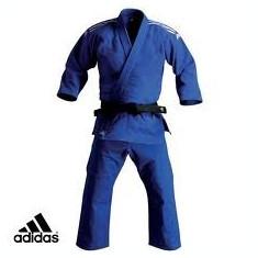 Kimonou Adidas albastru original - Karate