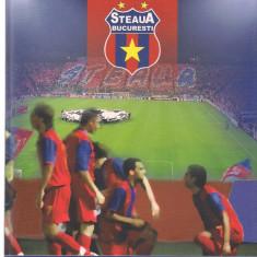 2B -agenda-STEAUA BUCURESTI-2008 - Fanion fotbal