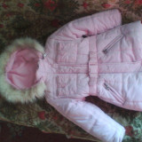 Haina de iarna, Culoare: Roz