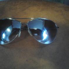 Ochelari de soare model Police - Ochelari de soare Police, Unisex, Violet, Pilot, Metal, Fara protectie