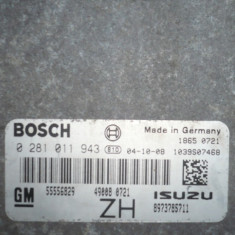 ECU calculator opel astra h 1, 7 cdti model Z 17 DTL an 2005 - ECU auto
