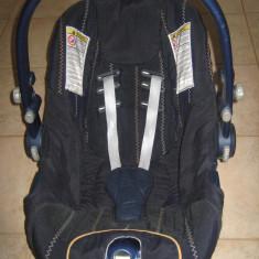 Scaun auto, cosulet, 0-13kg, Chicco - Scaun auto copii Chicco, 0+ (0-13 kg), In sensul directiei de mers