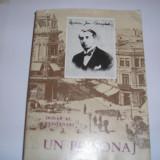 Mateiu Caragiale Un Personaj {dosar al existentei}, r28, RF6/3, rf8/2 - Carte Editie princeps