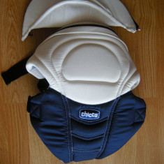 Marsupiu Soft & Dream - ideal de la 3.5 kg la 9 kg. - Marsupiu bebelusi Chicco, 1-3 ani, Crem