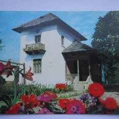 Romania-Targoviste- Casa atelier- G. Petrascu