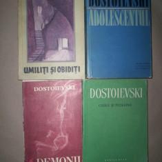 Adolescentul Umiliti si obiditi Crima si pedeapsa Demoni - Dostoievski - Roman