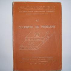 Culegere de probleme Adrian Ghioca, r30 - Culegere Matematica