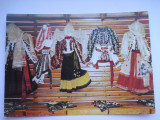 Romania-Costum popular femeiesc Prahov