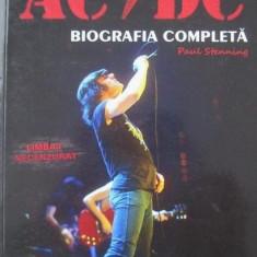 AC DC  _  Biografie  completa  -  Paul Stenning