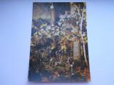 Romania-Muzeul Rezervatia Bucegi-Sinaia-Diorama-Padure in amestec