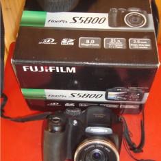 APARAT FOTO FUJIFILM S5800 - Aparat Foto compact Fujifilm, Compact, 8 Mpx, 10x, 2.5 inch
