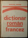 Marcel Saras - Dictionar roman-francez
