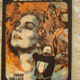 TIRANUL - Edgar Wallace - Carte de aventura