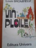 VIN PLOILE - Louis Bromfield, Univers, 1972