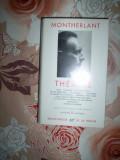 Montherlant-THEATRE(PLEIADE,EDITIE DE LUX), Alta editura