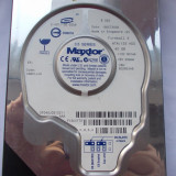 HARD DISK  MAXTOR 40 GB , SLIM  , IDE,  FUNCTIONEAZA .