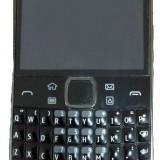 Vand Nokia E6 - Telefon mobil Nokia E6, Negru, Neblocat