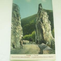 C.P.TURDA PIATRA FETI DIN VALEA ARIESULUI-1926, Circulata