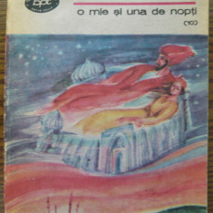 Povestea cu Aladdin si cu lampa fermecata - Cartea celor o mie si una de nopti (10) - Biblioteca pentru toti - 802 - Roman Minerva, Anul publicarii: 1987