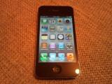 Vand Iphone 4 negru de 32 gb codat p orange arata impecabil, Smartphone, 32GB