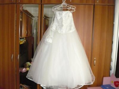Rochie de mireasa Agnes Toma foto
