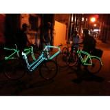 Kit electric EL Wire tuning bicicleta