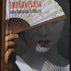 John Burnham Schwartz - Imparateasa (biografie)