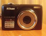 Aparat foto, Nikon L23 + card de memorie 2 GB