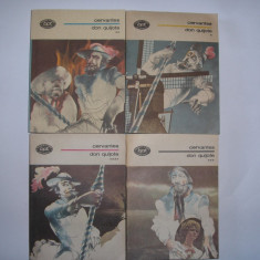 CERVANTES - DON QUIJOTE Vol.1.2.3.4.,r31,RF10/3, 1987