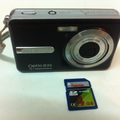 Aparat Foto Marca,, PENTAX OPTIO E85 este k nou '' - Aparat Foto compact Pentax