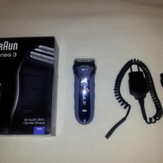 Aparat de barbierit Braun 320-3 - Aparat de Ras Braun, Numar dispozitive taiere: 3