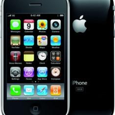 iPhone 3Gs Apple 16, 8 gb neverlocked, Negru, 16GB, Neblocat