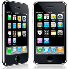 iPhone 3Gs Apple 16GB, Negru, Neblocat