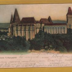 HUNEDOARA CASTELUL 1906 (T)