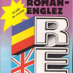 DICTIONAR ROMAN-ENGLEZ de ANDREI BANTAS