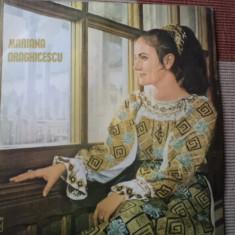 Mariana draghicescu album disc vinyl Muzica Populara electrecord banateana banat folclor lp, VINIL