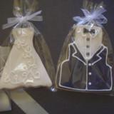 Marturii nunta din biscuiti - Marturii botez