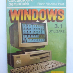 Windows 3.1 utilizare