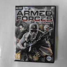 Vand joc Armed Forces PC DVD - Jocuri PC Altele