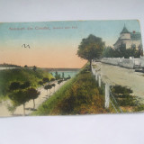 C.P.SALUTARI DIN CALAFAT, DRUMUL SPRE PORT - Carti Postale Romania dupa 1918, Circulata