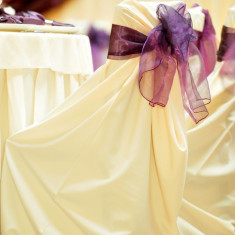 HUSA PENTRU SCAUN EVENIMENTE -set 100 bucati - Decoratiuni nunta