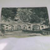 C.P.BAILE OLANESTI-VALCEA PE VALEA TISEI, LA SURSE - Carti Postale Romania dupa 1918, Circulata