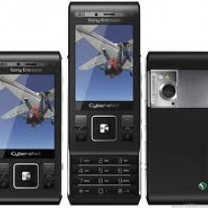 V@nd Sony Ericsson c 905 in stare impecabila - Telefon mobil Sony Ericsson, Negru, 8GB, Single SIM, 2.4'', 8 MP