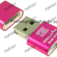Cititorde carduri, card reader micro SD-4073