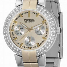 Bratara din otel inoxidabil pentru ceas Fossil BQ9313 - pret 105 lei (Originala) - Curea ceas din metal